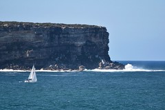Sydney Harbour's South Head