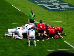 DSC00699 (melobatz) Tags: rugby ernest finale stade wallon prod2 aviron aurillacois boayonnais