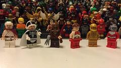 DC Characters: Doomed (-{Peppersalt}-) Tags: light comics justice dc lego scarecrow super zeus doctor batman doom heroes asylum figures maxie patrol league villains arkham minifigures