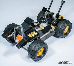 Lego 76056 - DC Comics - Batman rescue from Ra's al Ghul (gnaat_lego) Tags: test robin lego review batman dccomics superheroes critique rasalghul gnaat 76056 taliaalghul desertbatman hellobricks lazarepit