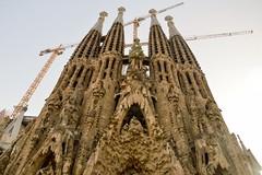 Sagrada Familia (honeycri) Tags: barcelona nikon catalunya sagradafamilia barcellona spagna gaud catalogna nikond3200 antonigaud modernismocatalano honeycri