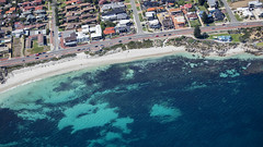 Noth Beach_ Waterman Bay_Western Australia_aerial