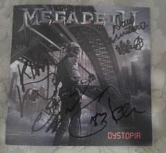 Megadeth Dystopia Album (stephenblack2) Tags: heavymetal megadeth dystopia davemustaine