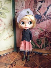 Lola (little_moshi) Tags: takara blythedoll dollsclothes hilarywagstaff saffyrbl moshimoshiblythe