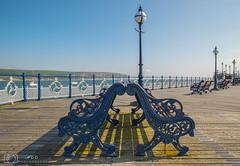 Swanage Pier (p.dimarco34) Tags: sun pier swanage
