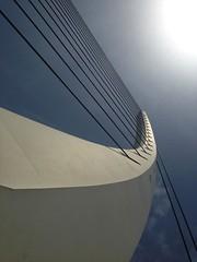 Calatrava (Papadimas Kostas) Tags: sky architecture athens greece form