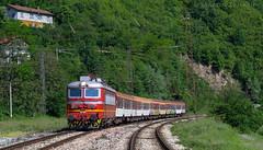 45 159.1 & 7621 (Radler.z) Tags: train sofia 45 gorge locomotive skoda 159 vidin 7621 bdz iskar 45159 68e tompsun