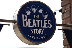 Beatles story (fletcherd5) Tags: signs liverpool thebeatles