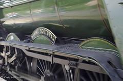 CJM_3209 (cjmillsnun@btinternet.com) Tags: heritage trains hampshire steam locomotive flyingscotsman steamlocomotive romsey nikond7000