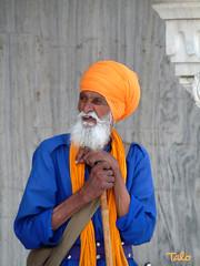 Sikh - sij (talourcera) Tags: india sikh goldentemple harmandirsahib sijs templodorado punyab