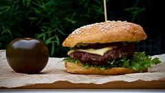 IMG_3044 (ermakov) Tags: orange black green mushroom tomato handmade sauce burger craft meat grill bun helios442