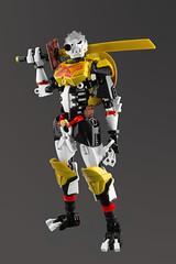 Kopaka: Toa of Ice (DViddy) Tags: actionfigure lego system technic fusion bionicle toa moc constraction bzp kopaka ccbs legomoc bzpower deevee herofactory dviddy toaofice