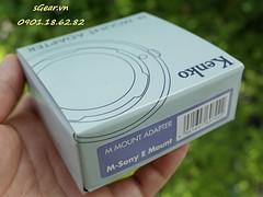 Kenko M mount - Sony E mount (sgear.gallery) Tags: macro closeup mount adapter extensiontube kenko sgearvn