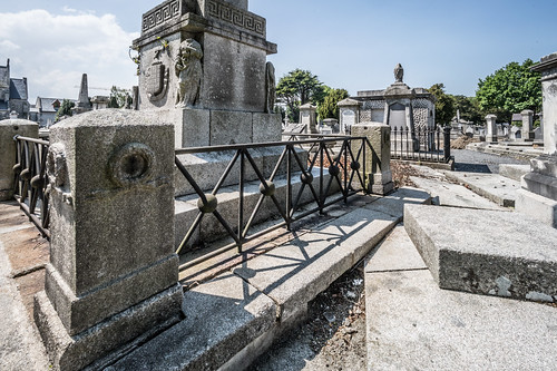 MOUNT JEROME CEMETERY AND CREMATORIUM IN HAROLD'S CROSS [SONY A7RM2 WITH VOIGTLANDER 15mm LENS]-117016