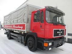 MAN 19.272 (Vehicle Tim) Tags: man truck f90 fahrzeug lkw m90 pritsche