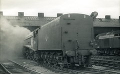 img784 (OldRailPics) Tags: steam aberdeen kingfisher british locomotive railways ferryhill 61b 60024