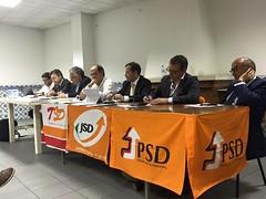 Reunião Comissão Coordenadora Autárquica Nacional com CPD Leiria