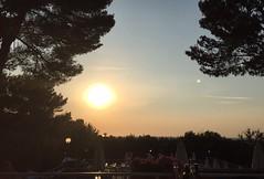 Coucher de soleil en Italie (karine_avec_1_k) Tags: sunset sun vacances soleil holidays italia italie coucherdesoleil