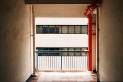 Riser (OzGFK) Tags: tudor200 asia singapore bugis rochor hdb street film analog nikon nikkor riser streetphotography