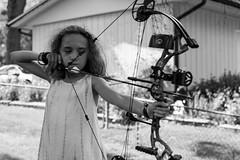 Emily (jwayne810) Tags: emily archery eleven deadeye mylittlegirl