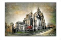 ST. FRANCIS XAVIER (Derek Hyamson) Tags: texture church st liverpool francis churches fisheye xavier 8mm impression hdr everton samyang