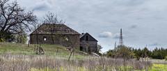 Flint Hills Farm (joeqc) Tags: abandoned windmill canon hills forgotten flint 6d ef24105f4l oncewashome