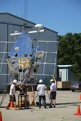 """Poking at solar panel frame • <a style=""""font-size:0.8em;"""" href=""""http://www.flickr.com/photos/27717602@N03/27528948596/"""" target=""""_blank"""">View on Flickr</a>"""