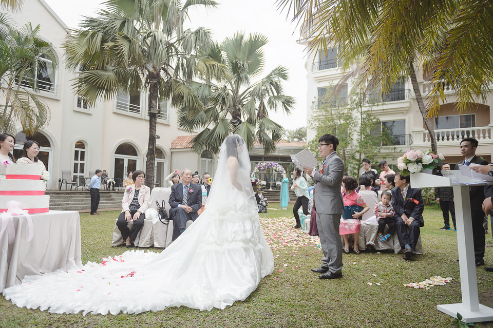 婚禮攝影-台南台南商務會館戶外婚禮-0046