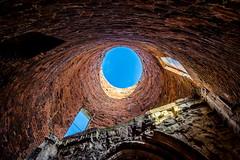 Inside St. Benet's Abbey (Neal_T) Tags: 12mm fuji fujifilm norfolk norfolkbroads samyang samyang12mm stbenetsabby ultrawideangle wideangle xt10 ruins norwich uk