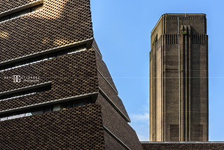 Tate Modern's Switch House, London, UK
