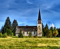 Blasiwald Kapelle am Ende der Welt (PhosMaS70_) Tags: deutschland schluchsee badenwrttemberg
