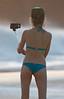 selfie time (bluewavechris) Tags: ocean sea sexy ass beach water sex hawaii maui bikini makena iphone selfie bigbeach oneloa selfiestick