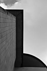 UP (Jacques Tueverlin) Tags: 2016 abstract architecture architektur blackwhite bw canon canoneos composition deutschland eos gitter grid raster struktur structure texture