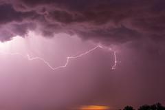 Lightning over Europe (iegienie) Tags: storm lightning badweather bliksem