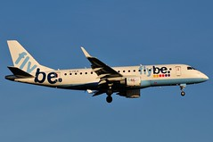 G-FBJE (LIAM J McMANUS) Tags: man manchester bee be jersey embraer egcc flybe embraer175 e75 flybecom e175 gfbje