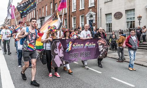 PRIDE PARADE AND FESTIVAL [DUBLIN 2016]-118177