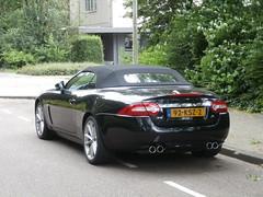 Jaguar XKR convertible 2010 nr2002 (a.k.a. Ardy) Tags: car sportscar softtop 92ksz2