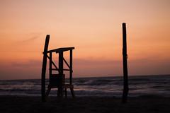 El caribe antes de la luna (Carovb) Tags: mar sea beach caribe caribbean sunset t3 canont3 colombia salgar playa soledad
