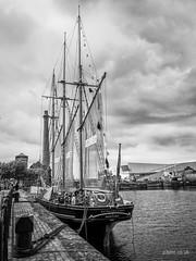 IFB2016 (mobilevirgin) Tags: liverpool ship fuji sail hdr albertdock sailingship x30 ifb salthousedock ifb2016