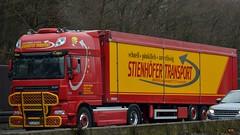 D - Steinhofer Transport DAF XF 105.510 SSC (BonsaiTruck) Tags: truck lorry camion trucks 105 lastwagen daf lkw xf lastzug steinhfer lortries