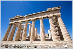 Le  Parthénon (Christophe Hamieau) Tags: acropole acropolis antiquity athens athènes europe greece grèce antic antiquité greektemple ruin ruine templegrec ακρόποληαθηνών ὁπαρθενών