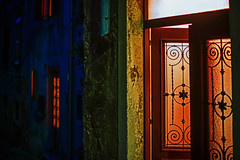 The open door (Matja Skrinar) Tags: 100v10f