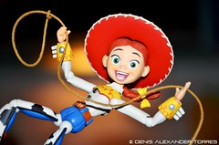 Jessie - Toy Story (VISION TORRES) Tags: jessie toys kaiyodo revoltech japan pixar disney story figure figura action accin collection collectable cowgirl doll