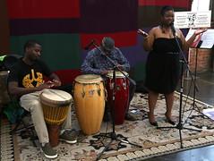 Aqueila M. Lewis: Spoken Word Artist (beppesabatini) Tags: california richmond bayarea artsandcrafts kpfa craftsfair artsfair cranewaypavilion 941kpfa 2ndannualkpfasummerartsfair2016 kpfasummerartsfair