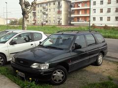 Ford Escort SW 1.3 Ghia (LorenzoSSC) Tags: ford sw 13 escort ghia