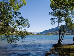 357 - Lake Wakatipu vu de Frankton