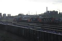 IMG_2740 (Locoponcho) Tags: canada cn train rail railway via viarail westbound cnr canadiannational traintrip cnrail thecanadian train1 ccmf