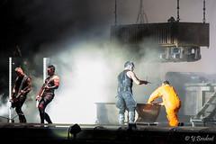 Rammstein @ Hellfest 2016-18 (yann.bredent) Tags: festival metal rock music musique live show stage lights fireworks 2016 hellfest hellfest2016 artiste concert rammstein band artist