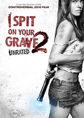 I SPIT ON YOUR GRAVE 2 -แค้นนี้ต้องฆ่า หนังติดเรท20+ HD