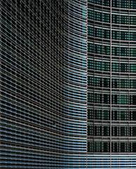 Berlaymont I (jefvandenhoute) Tags: light brussels lines europe belgium belgique sony shapes belgi bruxelles brussel europeancommission europeanquarter rx10 photoshopcs6